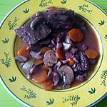 recette Boeuf bourguignon rapide