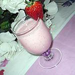 recette Lassi à la fraise