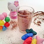 recette Chantilly au cacao en poudre