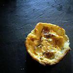 recette tartelettes toute simple au jambon et crème liquide