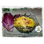 recette Cœurs d'artichauts aux crevettes