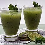 recette cocktail kiwi melon