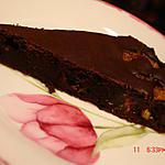 Gâteau chocolat- clémentines lightisime