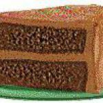 recette tarte chocolat/ poires