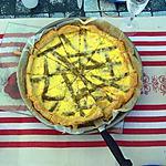 recette Quiche asperge/saumon