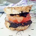 recette Burger aux saveurs de provence