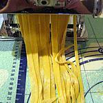 recette Tagliatelles : pâtes fraîches
