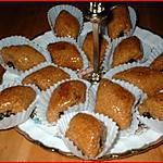 recette Makrout lassel (au miel)