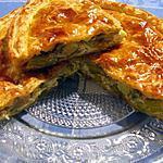 recette Flamiche picarde (poireaux)