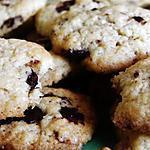 recette Cookies aux chocolats personnalisés !