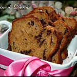 Cake à la ricotta et pépites de chocolat noir