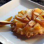 recette tarte tatin de mangue
