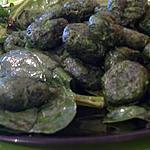 recette Les Gnocchis aux Epinards de Julie Andrieux