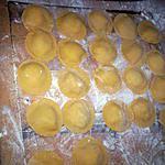 recette Raviolis au jambon et parmesan