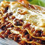 recette lasagnes a ma facon