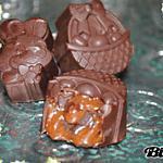 recette Mes 1er chocolats maison