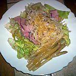 recette Salade fraîche toute simple