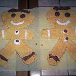 recette Biscuit bonhomme