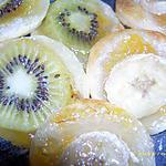 recette petits feuilletés sucrés