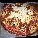 recette Pizza thon