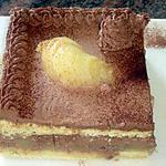 recette Gâteau poires / chocolat