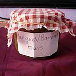 recette confiture mangues/bananes/ kiwis