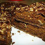recette Gâteau arménien à la muscade