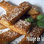 recette Frites de polenta (light)