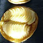 recette Tarte fine aux poires
