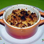 recette Crumble Pommes & Poires