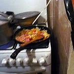 """recette pâtes  à la """"tatania"""""""