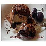 recette Biscuit Mousse aux Poires & Chocolat