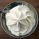 recette Crème Chantilly
