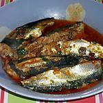 recette Filets de sardines à la poêle (façon maman)