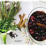 recette Salade de cerises aux épices
