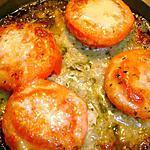 recette Tomate   Au Four Et Sa Copine Mozzarella