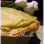 recette Pâté chinois au boeuf haché et aux pois chiches