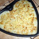 recette Coeur de Brandade de Cabillaud