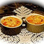 recette ABRICOTS AMANDINE EN COCOTTE