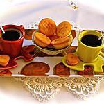 recette PAUSE CAFE TRES GOURMANDE