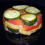 recette Gâteau de légumes