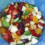 salade de fruits : recette Salade de Fruit