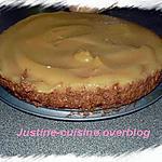 recette Gâteau aux deux mousses et son croustillant praliné