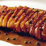 recette Aiguillettes de canard au poivre vert : Facile et délicieux !