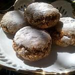 """recette Biscuits aux graines de sésame ou """"ghriba be zenjlane"""""""