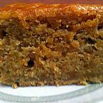 recette Cake aux carottes et canelle