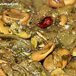 recette Purée de fèves à l'orientale