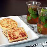 recette Losanges de semoule aux dattes ou Bradjs