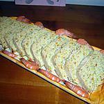 recette Terrine de poisson et légumes