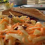 recette Coleslaw Traditionnel